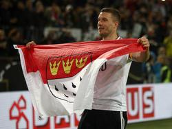 Lukas Podolski hat Kritik an der Kölner Klubführung geübt