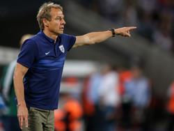Klinsmann und seinem Team stehen schwere Spiele bevor
