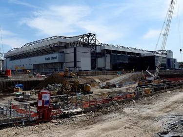 An der White Hart Lane wird gebaut