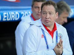 Leonid Slutskiy kritisierte den Verband
