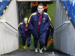 Rom verleiht Thomas Vermaelen an Barcelona