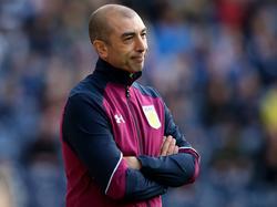 Und aus! Di Matteo muss als Trainer von Aston Villa gehen