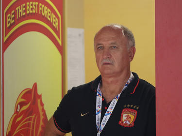 Scolari no quiso irse de China. (Foto. Getty)
