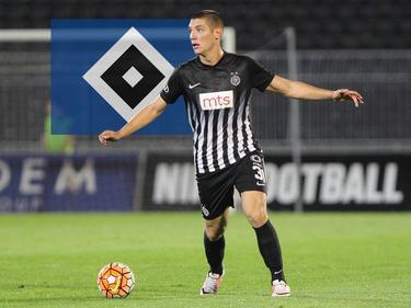 Nikola Milenković soll beim Hamburger SV auf der Wunschliste stehen