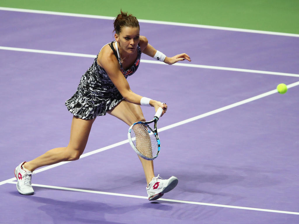Platz 10 (-): Agnieszka Radwanska - 3985 Punkte