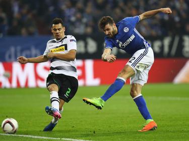 """""""Kolo"""" (l.) spielte in der Bundesliga ganze acht Minuten für die Borussia"""