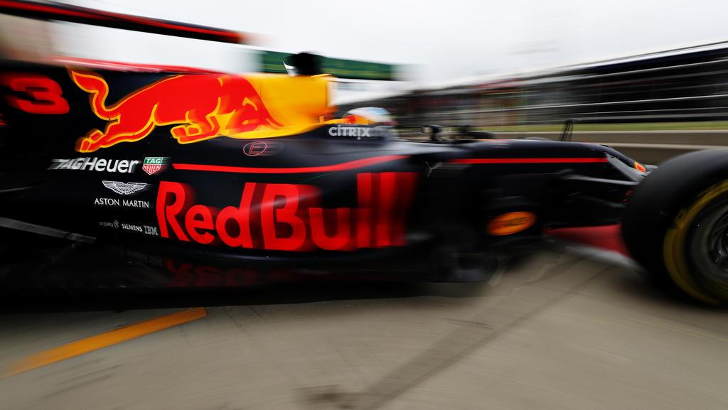 Auch Ricciardo erwischt es