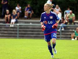 Katja Schroffenegger und Bayer Leverkusen gehen getrennte Wege