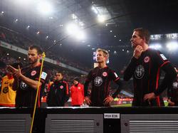 Bei Eintracht Frankfurt herrscht nach der 1:3-Niederlage in Köln Ratlosigkeit