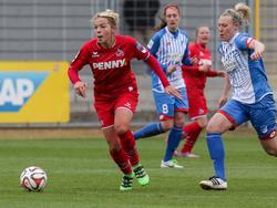 Nina Ehegötz und ihre Kolleginnen wechseln nach Leverkusen