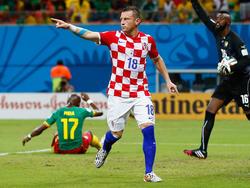 Ivica Olić will nur noch im Vereinstrikot jubeln