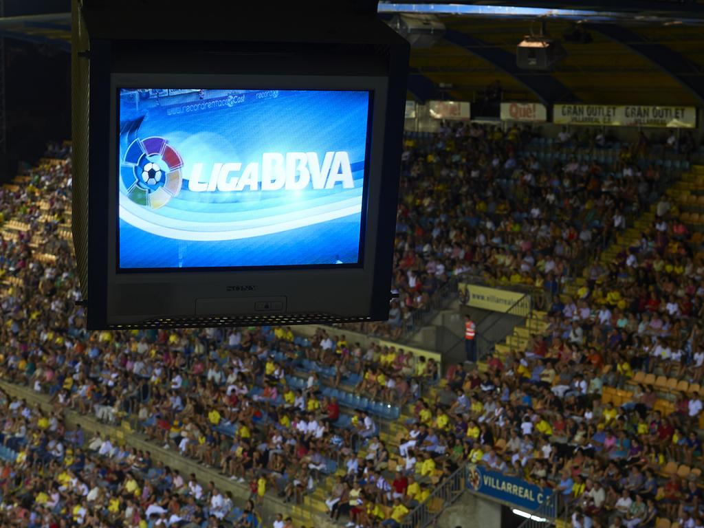 spanien primera division tabelle