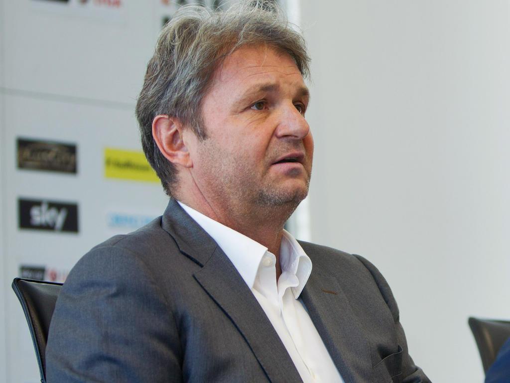 Jürgen Werner wird neuer Sportvorstand - sfe_8ckky_l