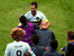 Eden Hazard entschied mit zwei Torbeteiligungen nach der Pause die Partie