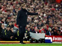 Im Old Trafford wartet eine schwere Aufgabe auf Jürgen Klopp und seine Liverpooler