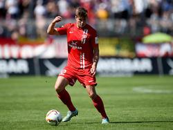 Der FSV Frankfurt hat Dennis Russ verpflichtet