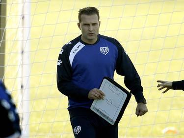 Rubén Baraja es el cuestionado técnico del Rayo Vallecano. (Foto: Imago)