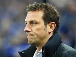 Schalke-Trainer Markus Weinzierl wollte das Positive aus der Partie mitnehmen