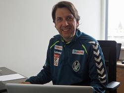 Dieter Alge ist neuer Co-Trainer der SV Ried (Credit: SV Ried)