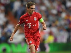 Philipp Lahm brennt auf das Halbfinale gegen Borussia Dortmund