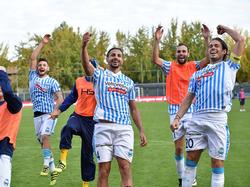 SPAL Ferrara ist zurück in der Serie A