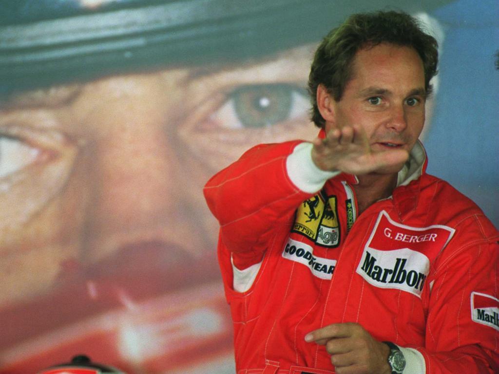 Gerhard Berger - 210 Starts