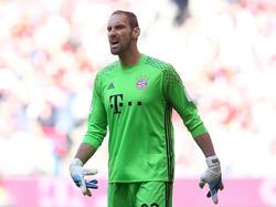 Tom Starke hilft noch etwas bei den Bayern aus