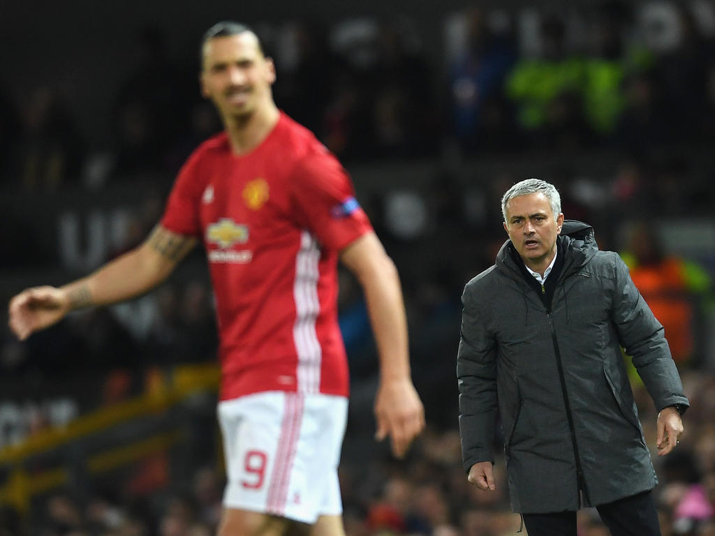 Mourinho bestätigt mögliche Rückkehr von Ibrahimovic