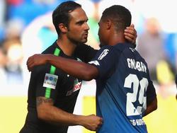 Serge Gnabry fehlt im Pokal gegen Ex-Klub Werder