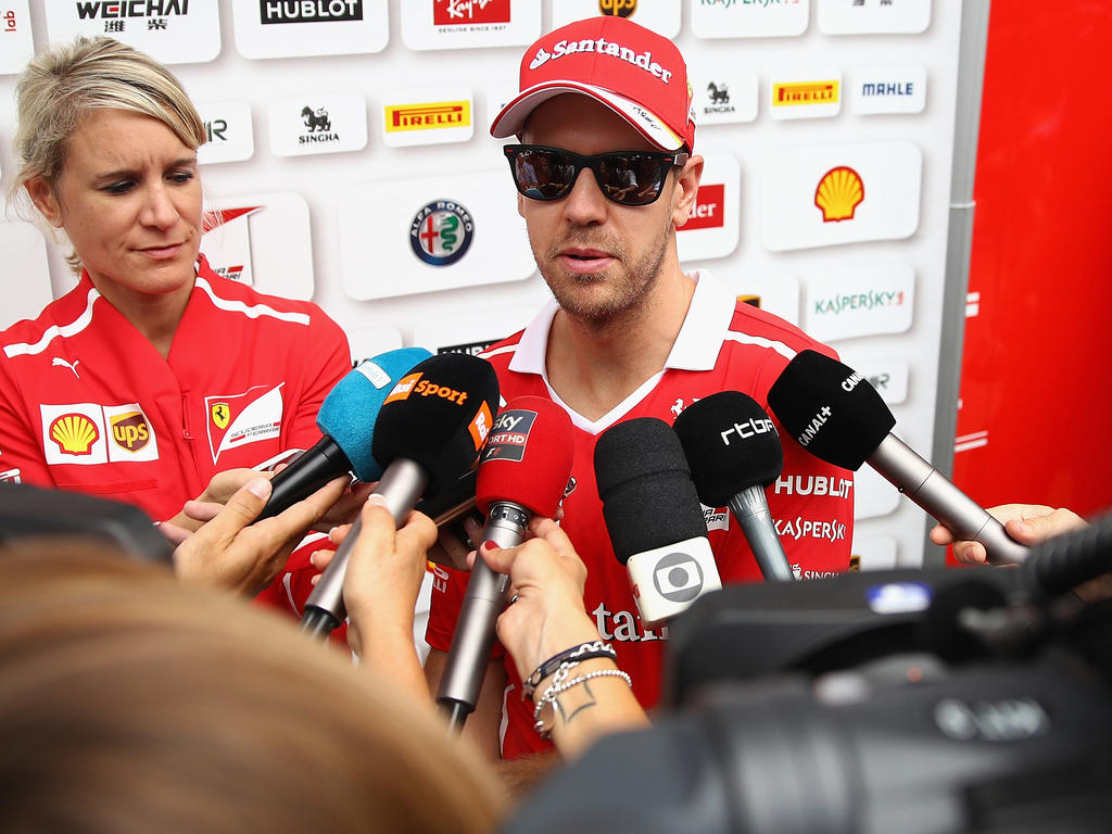 Vettel gewinnt in Sao Paulo