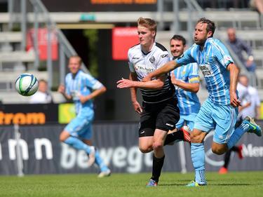 Chemnitz und Aalen trennen sich Unentschieden