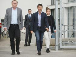 Sportdirektor Thomas Eichin musste den TSV 1860 München verlassen
