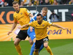 Dynamo Dresden und der VfL Bochum teilen die Punkte