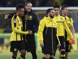 Der BVB hat sich in einem hart umkämpften Spiel gegen Ingolstadt durchgesetzt