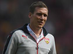 Wolf arbeitet mit Stuttgart am direkten Wiederaufstieg