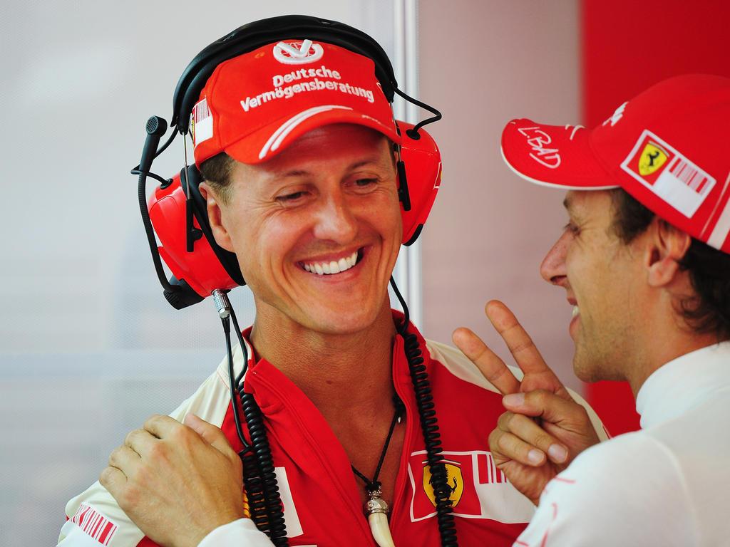 Michael Schumacher - 306 Starts