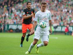 Auch Max Kruse konnte die Bremer Niederlage nicht verhindern