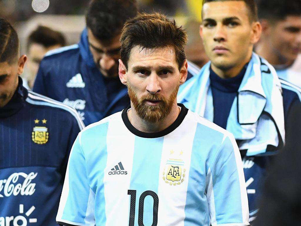 Lionel Messi droht die WM zu verpassen