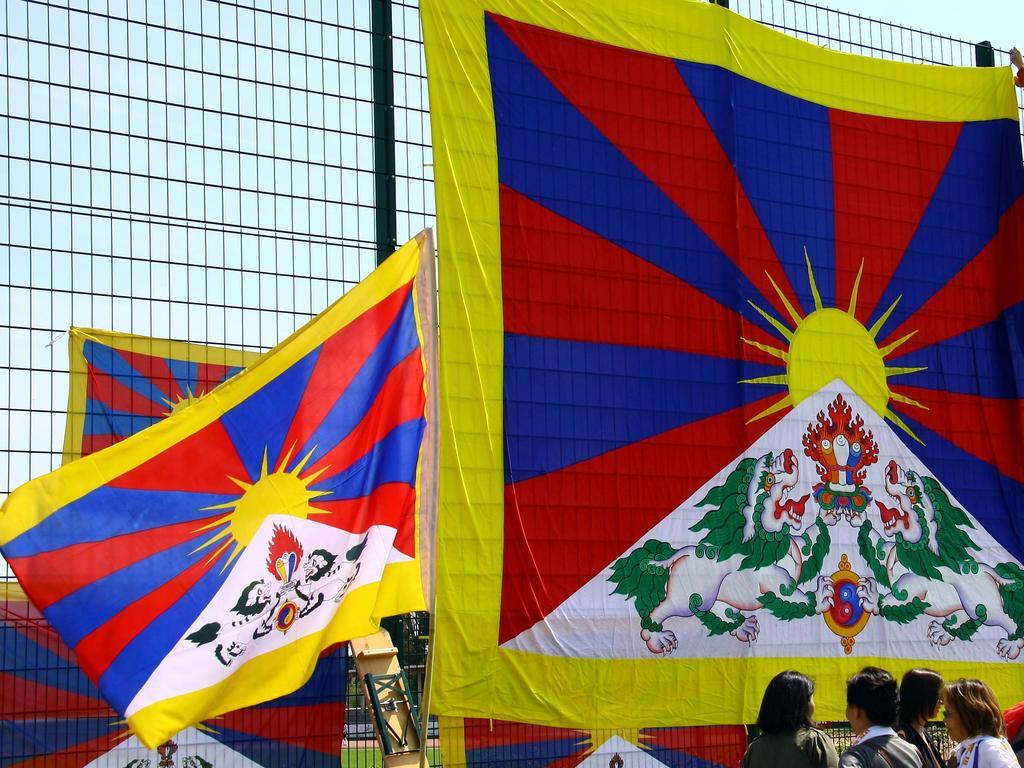 Die Tibetaner wollen zur CONIFA-Weltmeisterschaft