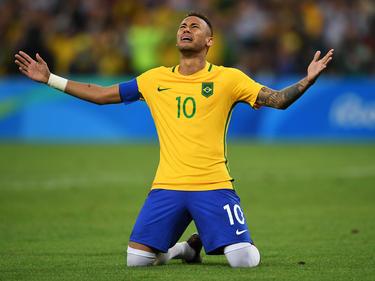 Neymar es a día de hoy la estrella de Brasil para Rusia-2018. (Foto: Getty)