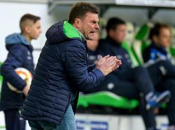 Dieter Hecking möchte den Wert eines Trainers wieder mehr gewürdigt sehen
