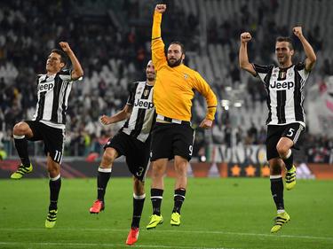Juventus steht wieder an der Tabellenspitze