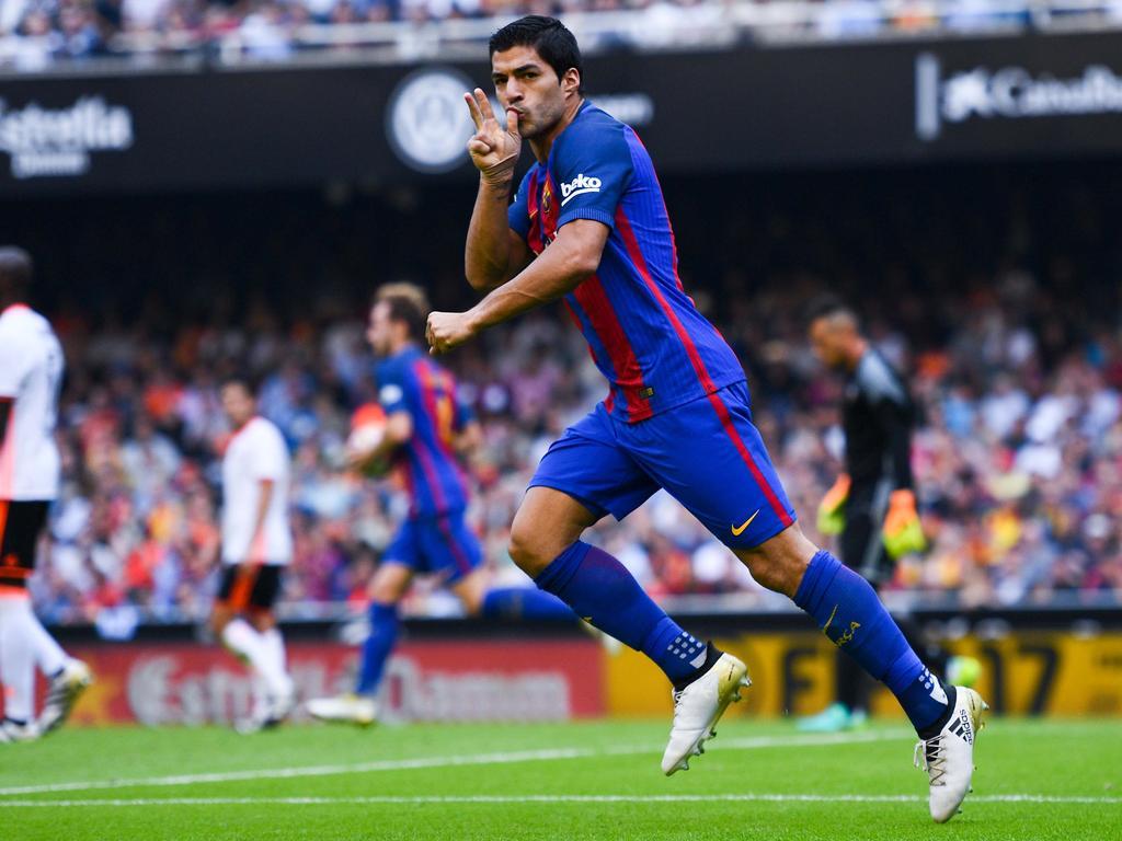 Suárez wurde zum World Player gewählt