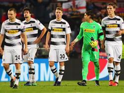 """Der Gladbacher """"Hühnerhaufen"""" schaut nach der Niederlage ratlos aus der Wäsche"""