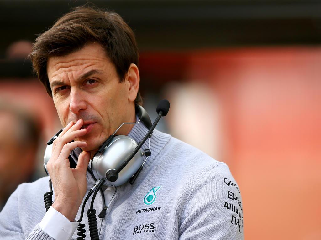 Toto Wolff glaubt, dass der Vorsprung von Mercedes geschrumpft ist