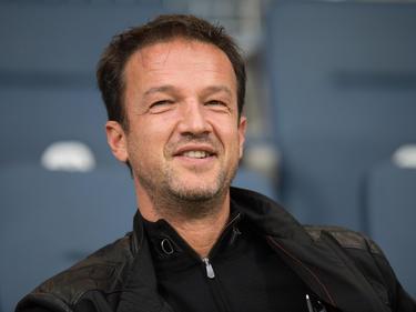 Fredi Bobic bleibt bei der Personalie Lukáš Hrádecký gelassen