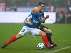 Fortuna Düsseldorf holt einen Punkt bei Holstein Kiel