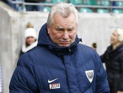 Benno Möhlmann ist kein Trainer in Münster mehr