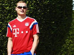 Sebastian Rode entschied sich für den BVB