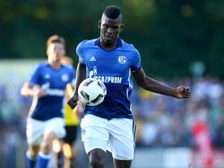 Jung und vielversprechend - Breel Embolo ist in der Bundesliga gelandet
